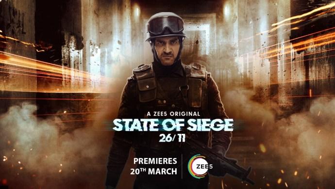 State of Siege 2611 - Arjan Bajwa