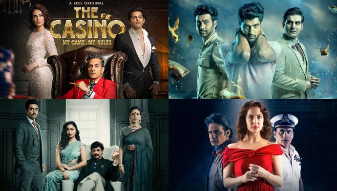 The Casino, The Chargesheet, Poison And The Verdict Web Series On ZEE5