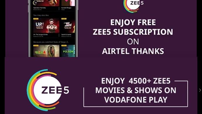 Airtel & Vodafone