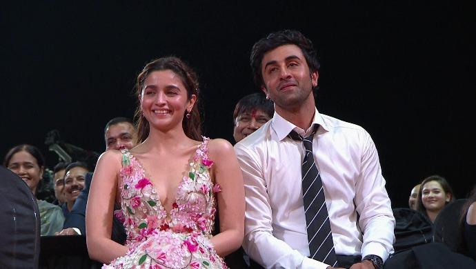 Alia and Ranbir