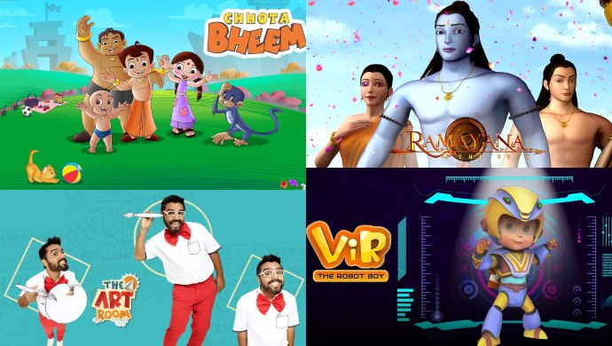 Best of Children's Entertainment on ZEE5