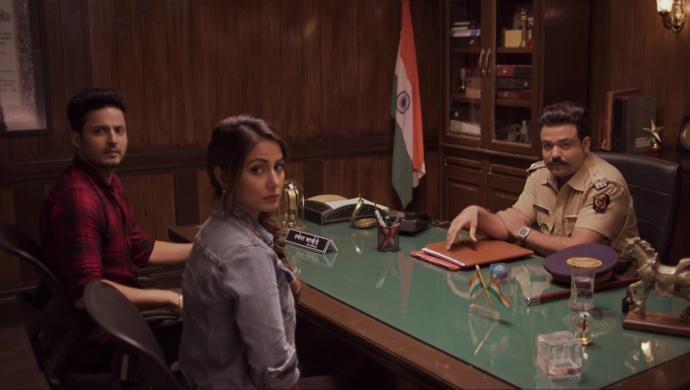 हैक किया गया - हिना खान और मोहित मल्होत्रा