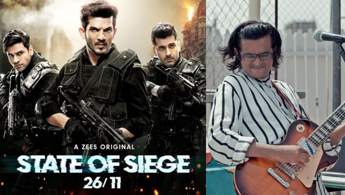 Kartik Shah music producer for State of Siege: 26/11