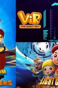 Superhero films and series for Kids on ZEE5