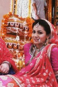 Supriya Shukla's first day on the set of Kumkum Bhagya