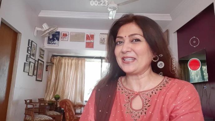 Lubna Salim in Bhalla Calling Bhalla on ZEE5