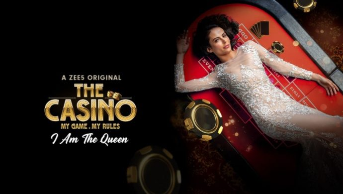 Mandana Karimi in The Casino
