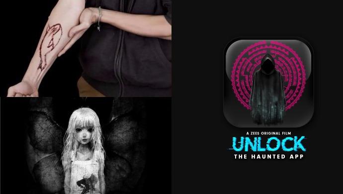 Unlock the Haunted app on ZEE5