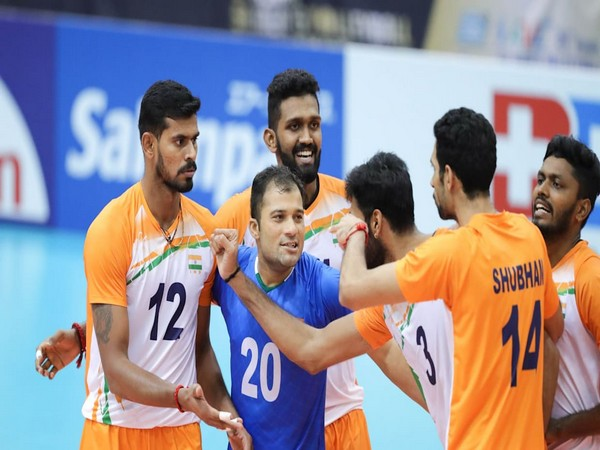India beat Kuwait to clinch first win at Asian Volleyball C'ship - Articles