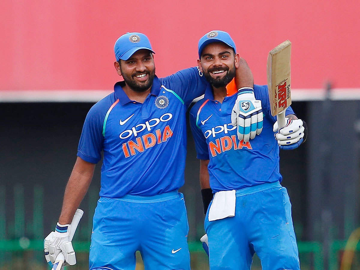Rohit Sharma to take over white-ball captaincy from Virat Kohli after T20 World Cup: Reports - Articles