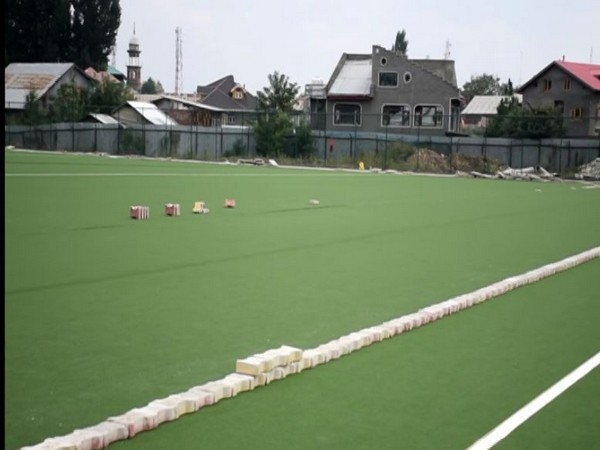 Kashmir Valley to get its first AstroTurf hockey stadium soon - Articles