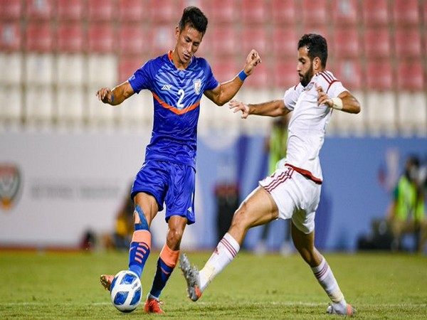 Late penalty hands UAE win over India in AFC U-23 C'ship Qualifiers