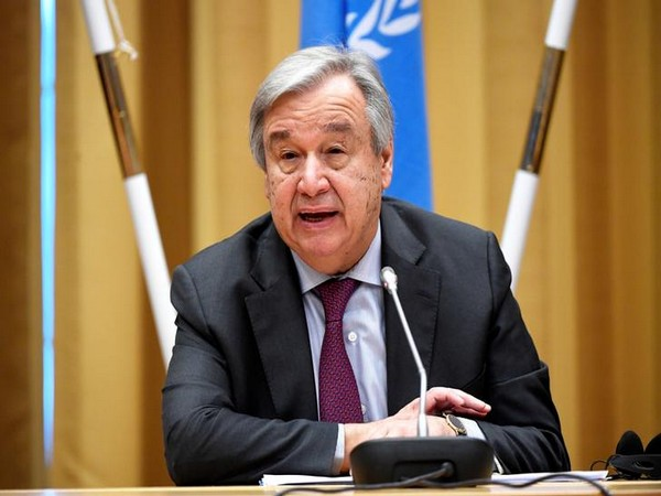 Act with determination on Afghanistan, says UN chief