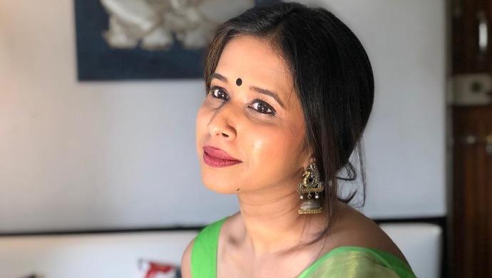 Chala Hawa Yeu Dya actress Shreya Bugde