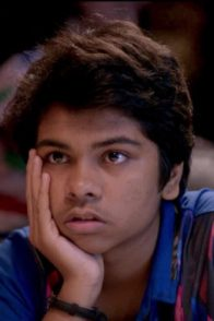 Parth Bhalerao in still from film Boyz.