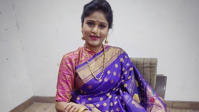Akshaya Deodhar from Tuzhat Heev Rangala