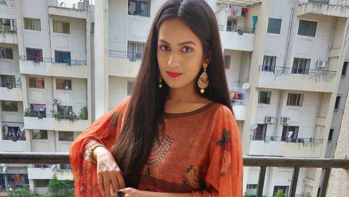 Lagira Zhala Jee actress Shivani Baokar