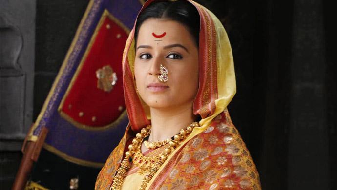 Profile Picture Of Swarajyarakshak Sambhaji Actress Prajakta Gaikwad Aka Yesubai