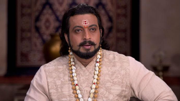 Amol Kolhe In Swarajyarakshak Sambhaji