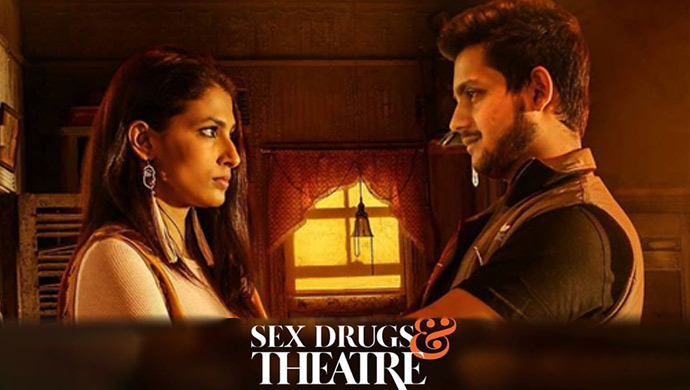 Poster Of Sex Drugs & Theatre Featuring Mukta And Sanket