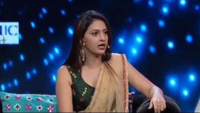 Tejashri Pradhan On Marathi Talk Show Kanala Khada