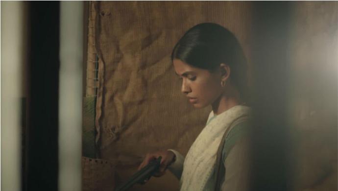 A Still From The Trailer Of Hutatma