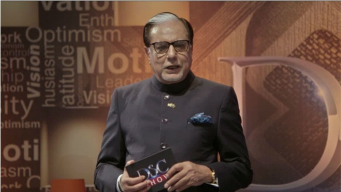 A Still Of Subhash Chandra From Marathi Film Patil