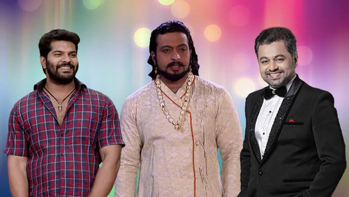 Hardeek Joshi, Amol Kolhe and Subodh Bhave