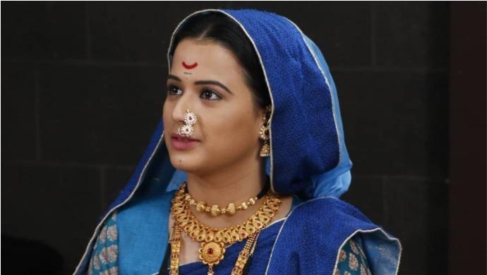 Prajakta Gaikwad As Yesubai In Swarajyarakshak Sambhaji