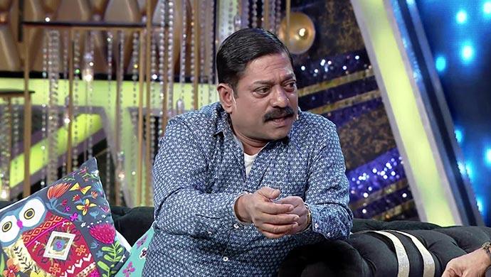 A Still Of Sanjay Naverkar On Kanala Khada