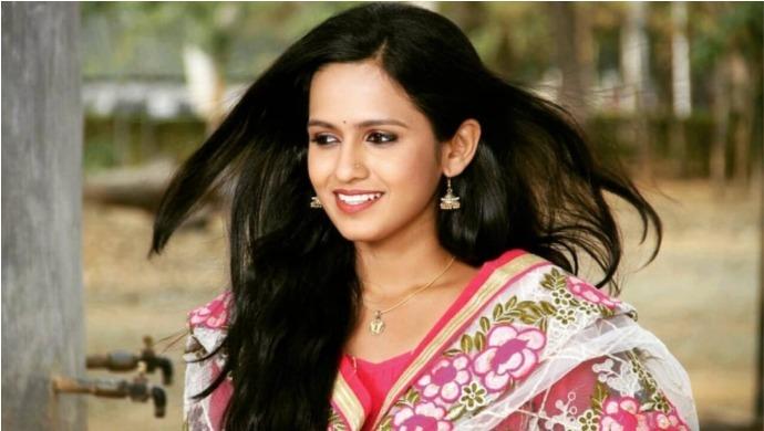A Picture Of Lagira Zhala Jee Actress Shivani Baokar