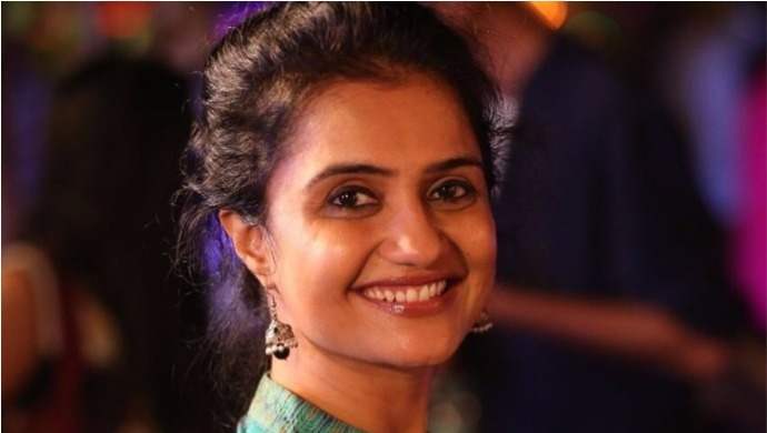 A Still Of Marathi Actress Amruta Subhash