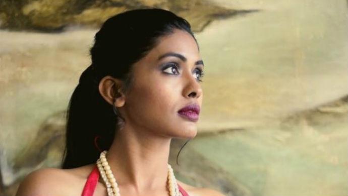 A Still Of Hutatma Actress Anjali Patil