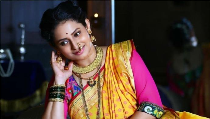 A Still Of Marathi Actress Pallavi Vaidya