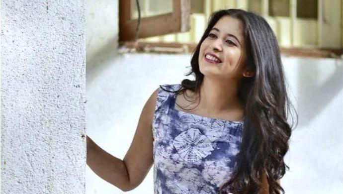 A Still Of Tula Pahate Re Actress Gayatri Datar