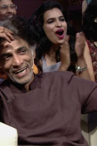 A Still Of Makarand Deshpande On Chala Hawa Yeu Dya