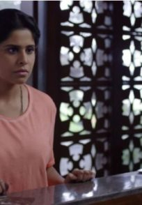 A Still Of Sai Tamhankar From Vazandar