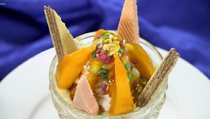 Mango Caramel Delight