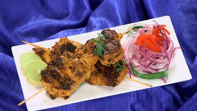 Murg Patiala Kebab