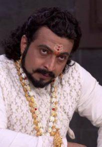 Sambhaji from Swarajyarakshak Sambhaji