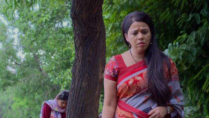 Scene from Mazhya Navryachi Bayko