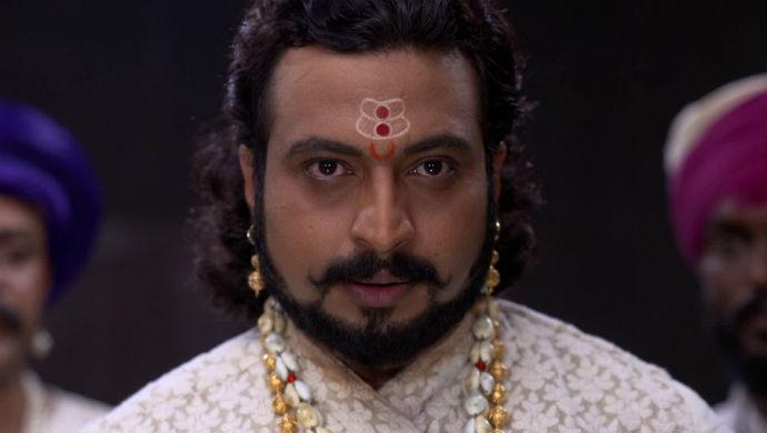 A Still From Swarajyarakshak Sambhaji