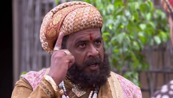 Anaji Pant from Swarajyarakshak Sambhaji