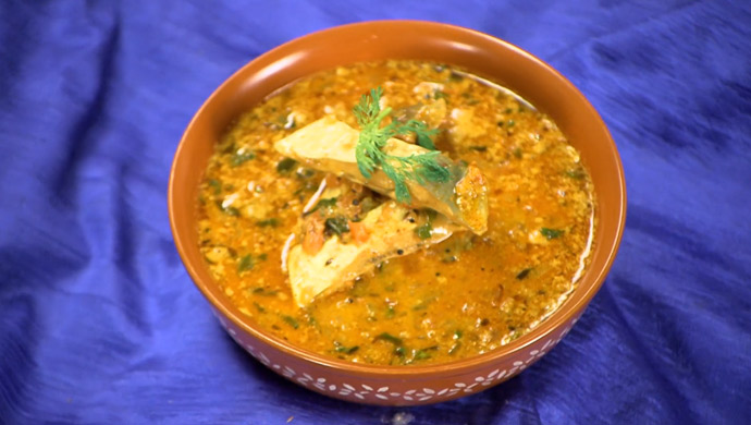 Kerala Matka Fish Curry