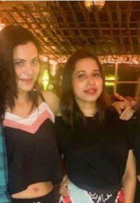 A Still Of Shreya Bugde And Abhidnya Bhave