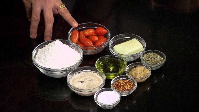 Pizza Sticks Ingredients