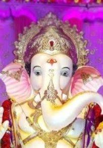 A Still Of Lord Ganesha