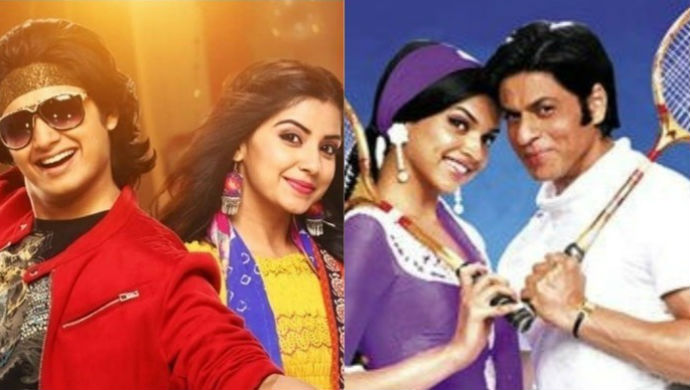 Posters Of Rampaat And Om Shanti Om