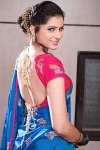 A Still Of Sarita Joshi