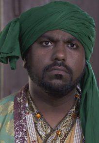 Abdulla from Swarajyarakshak Sambhaji